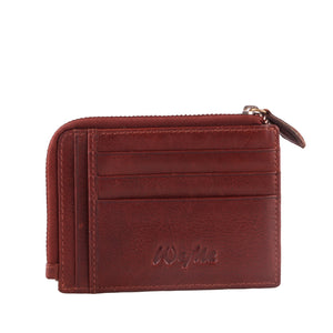 Multiutility Genuine Leather Unisex Card Holder - WeMe