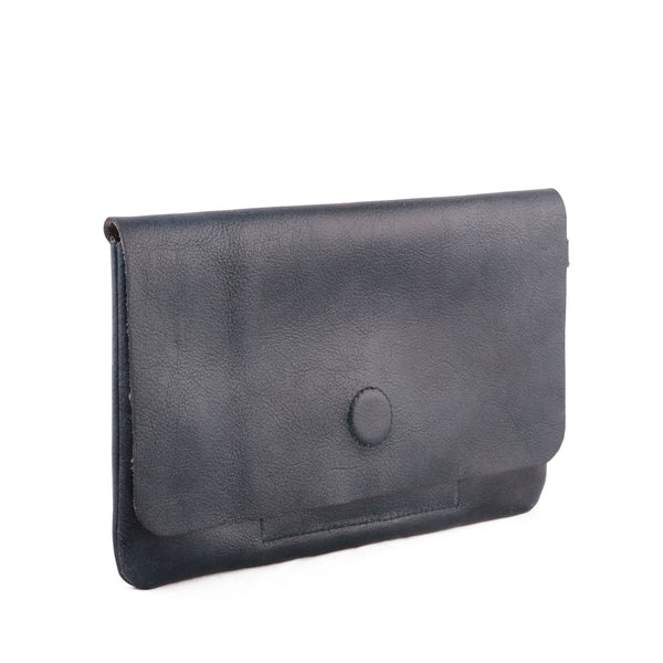 Fashionable Unlined Genuine Leather Women Clutch Wallet - WeMe