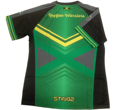 2019 Reggae Warriors Jersey