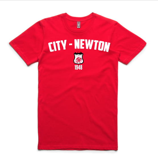City Newton Dragons tee