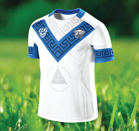 Limited Edition Nicaragua jersey
