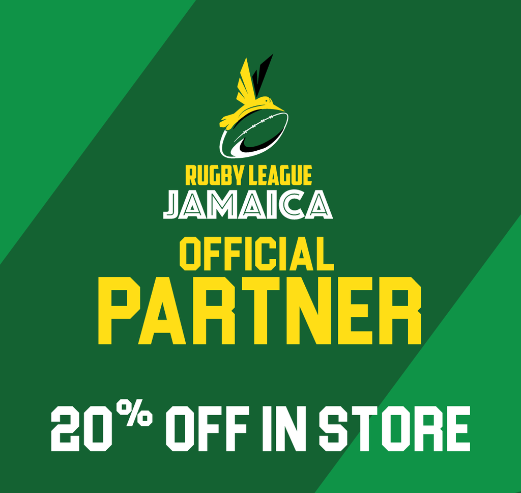 Rugby League Jamaica Development Fund 'Partner'.