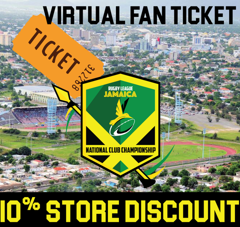 Rugby League Jamaica Development Fund 'Virtual Ticket'