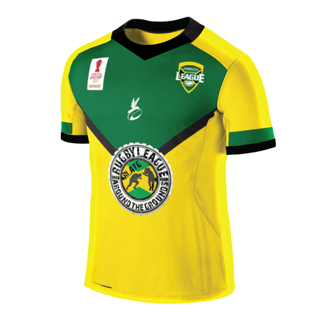 Limited Edition Jamaica World Cup Qualification commemorative jersey