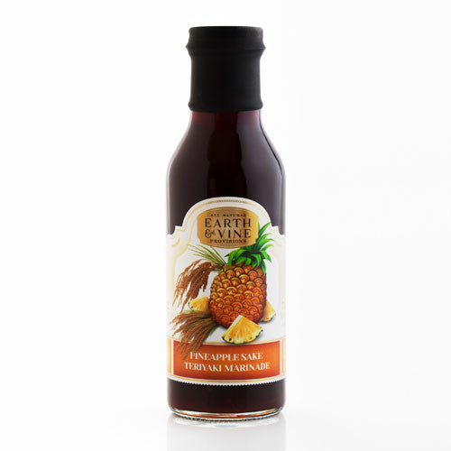PINEAPPLE SAKE TERIYAKI MARINADE