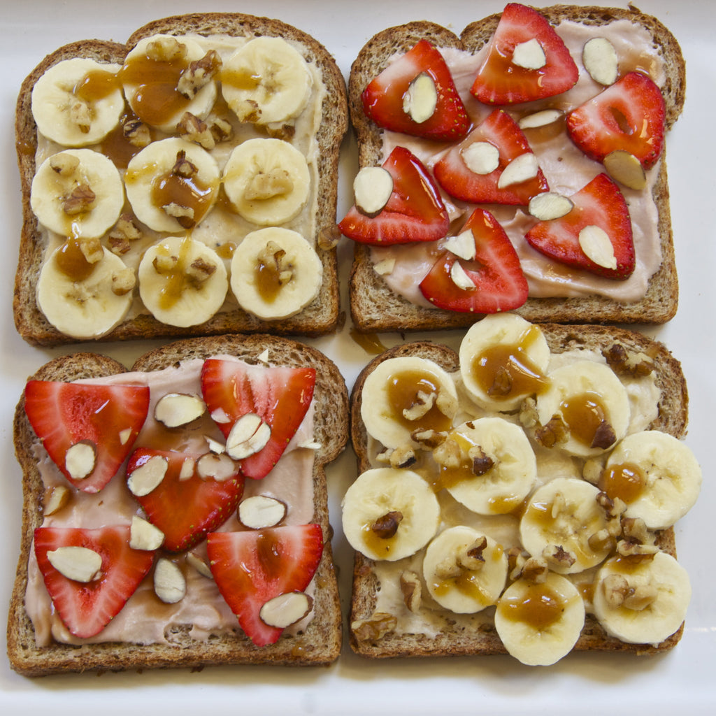 CARIBBEAN BANANA TOAST (Caribbean Banana Finishing Sauce)