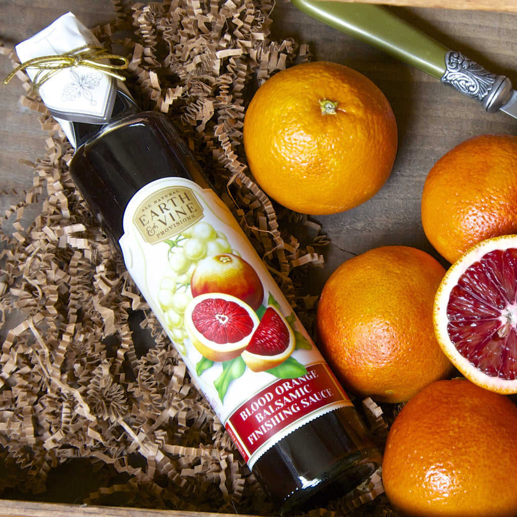 BLOOD ORANGE BALSAMIC FINISHING SAUCE