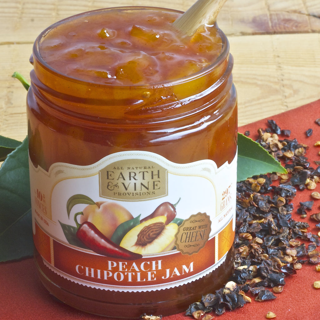 PEACH CHIPOTLE JAM