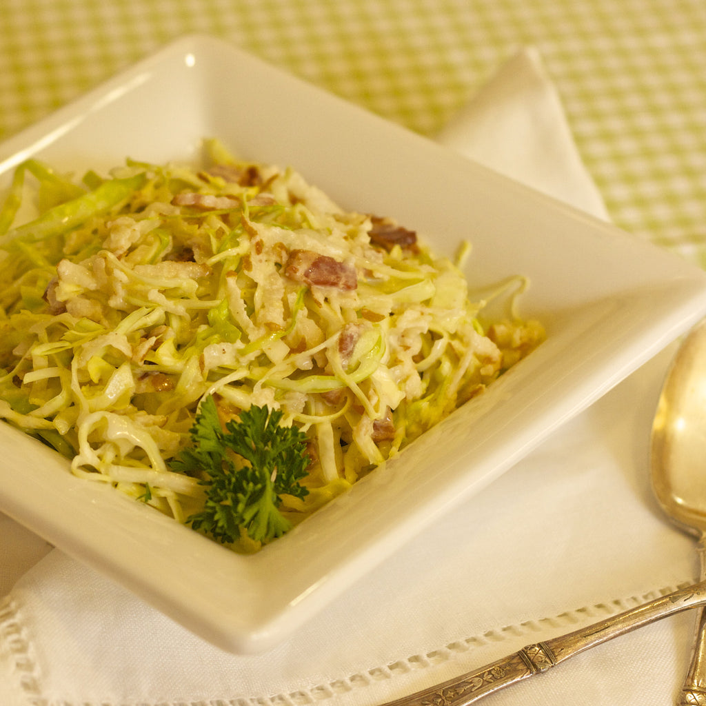 PEAR COLESLAW (Honey Pear Vinaigrette)