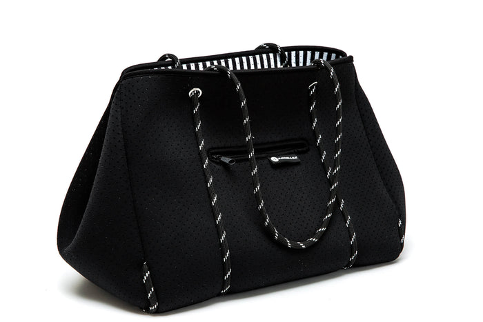 neoprene tote bag by margaux and may