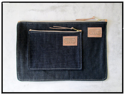 AB denim case