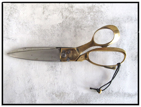 Bensenhaver tailor scissors