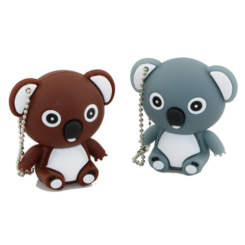 Koala Bear USB 2.0 Flash Drive - Titan Design & Technology - 1