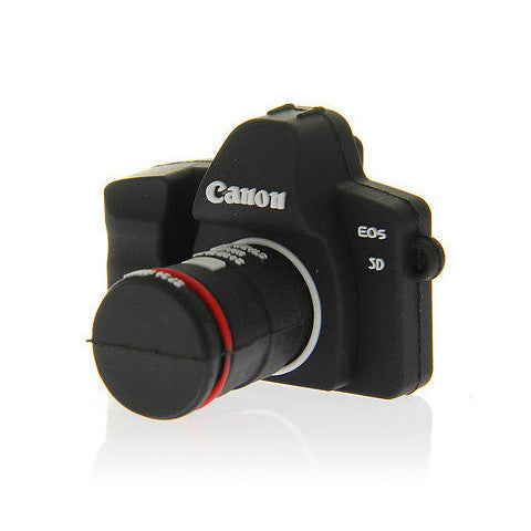 Camera USB 2.0 Flash Drive - Titan Design & Technology - 1