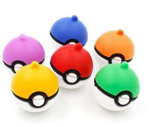 Pokemon Pokeball USB 2.0 Flash Drive - Titan Design & Technology - 1