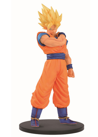 Dragon Ball Z: Super Saiyan Son Goku Resolution of Soldiers Vol. 2 18cm Figure [Banpresto]