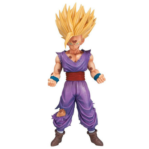 Dragon Ball Z: Super Saiyan Gohan Battle Wounds Version 22cm Figure [Banpresto]