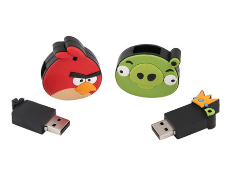 Angry Birds USB 2.0 Flash Drive - Titan Design & Technology - 1
