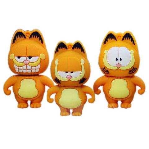 Garfield the Cat USB 2.0 Flash Drive - Titan Design & Technology - 1