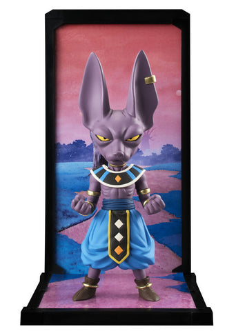 Dragon Ball Super: Beerus - God of Destruction 9cm [Tamashii Buddies]