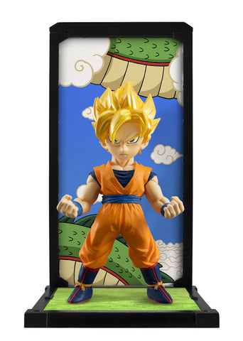 Dragon Ball Z: Super Saiyan Son Goku 9cm [Tamashii Buddies]
