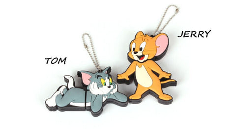 Tom & Jerry USB 2.0 Flash Drive - Titan Design & Technology - 1