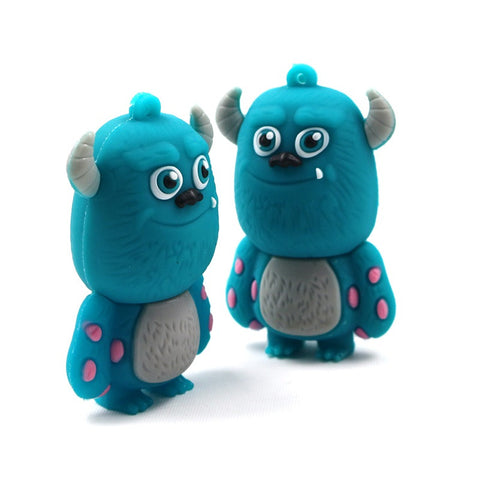 Sulley Monsters University USB 2.0 Flash Drive - Titan Design & Technology - 1