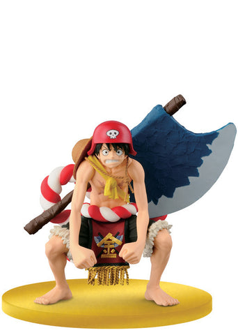 One Piece: Luffy (Movie Style) 12cm [Banpresto]