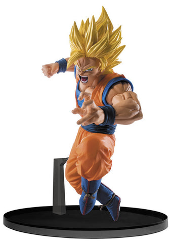 Dragon Ball Super: Super Saiyan 2 Son Goku (Runner-Up Figure) 13cm [Banpresto]