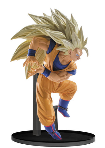 Dragon Ball Super: Super Saiyan 3 Son Goku (Runner-Up Figure) 13cm [Banpresto]