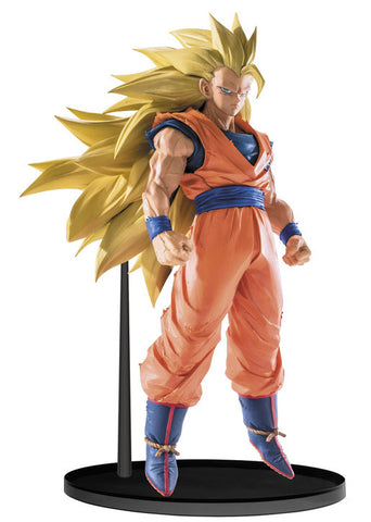 Dragon Ball Z: Super Saiyan 3 Son Goku (Winning Figure) 16cm [Banpresto]