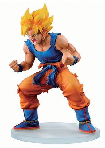 Dragon Ball Z: Super Saiyan Goku 13cm [Banpresto]