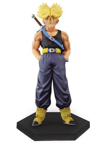 Dragon Ball Z: Super Saiyan Trunks 15cm [Banpresto]