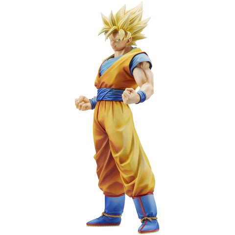 Dragon Ball Z: Super Saiyan Son Goku (Master Stars Piece) 30cm Figure [Banpresto]