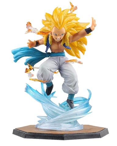 Dragon Ball Z: Super Saiyan 3 Gotenks 16cm Figure [Figuarts ZERO]