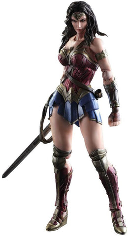 DC Comics: Wonder Woman (Batman vs Superman) 1/6 scale 26cm Figure [Play Arts Kai]