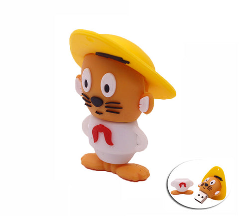 Speedy Gonzales USB 2.0 Flash Drive - Titan Design & Technology