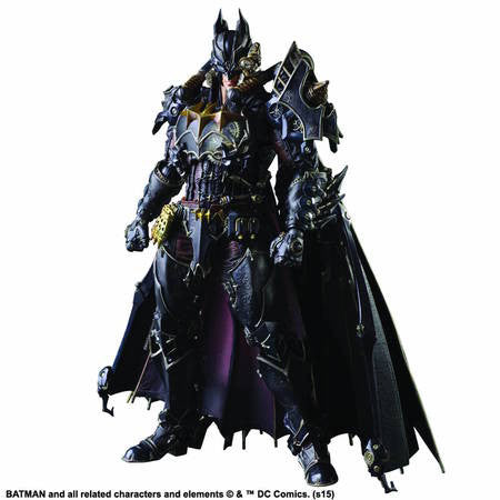 DC Comics: Batman Timeless Steam Punk Limited Edition 27cm Figure [SQUARE ENIX]