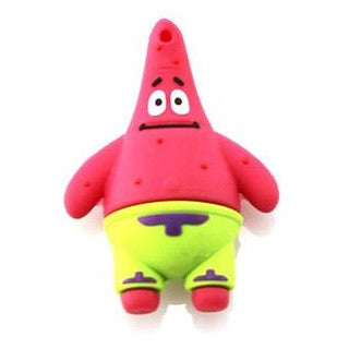 Patrick Star SpongeBob SquarePants USB 2.0 Flash Drive - Titan Design & Technology - 1