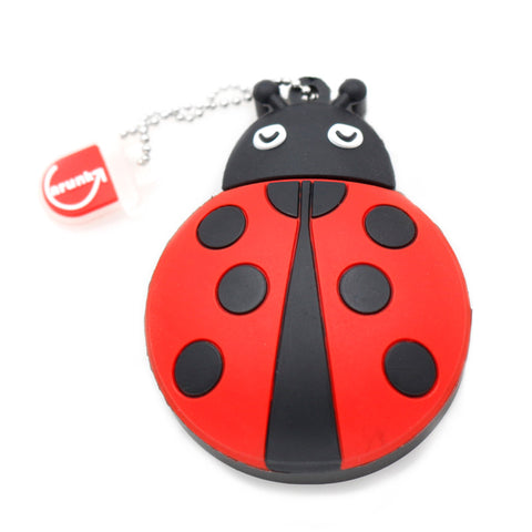 Ladybug USB 2.0 Flash Drive - Titan Design & Technology - 1