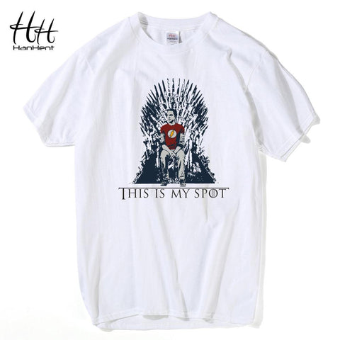 Game of Thrones The Big Bang Theory This Is My Spot Unisex T-Shirt - Titan Design & Technology - 1