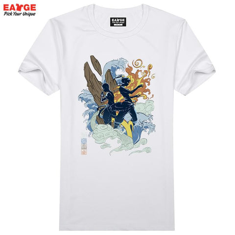 Aang The Last Airbender Unisex T-Shirt - Titan Design & Technology - 1