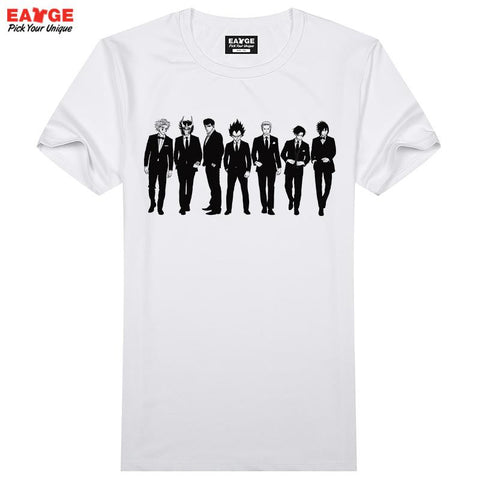 Heroes in Suits Unisex T-Shirt - Titan Design & Technology - 1