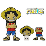 One Piece Monkey D Luffy USB 2.0 Flash Drive - Titan Design & Technology - 2