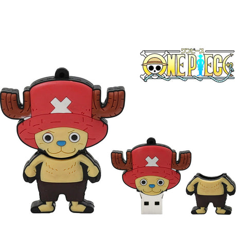 One Piece Tony Tony Chopper USB 2.0 Flash Drive - Titan Design & Technology