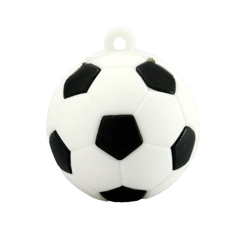 Soccer Football USB 2.0 Flash Drive - Titan Design & Technology - 1