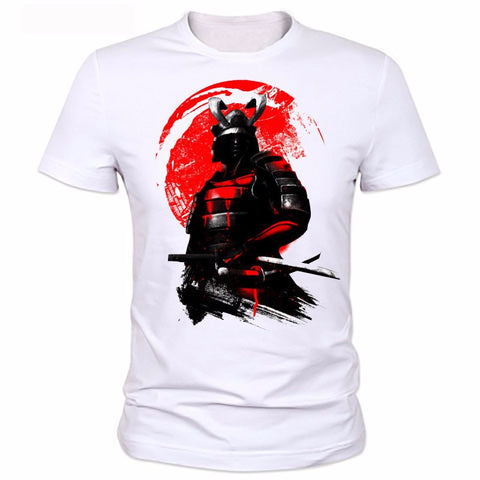 Samurai Men's T-Shirt - Titan Design & Technology