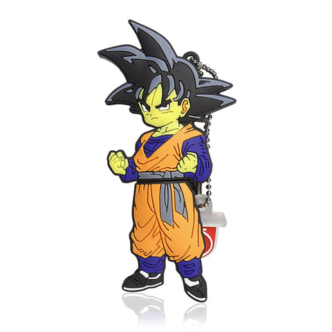 Goten Dragon Ball Z USB 2.0 Flash Drive - Titan Design & Technology - 1