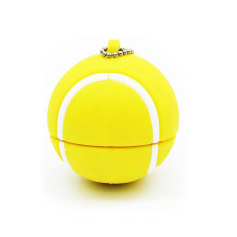 Tennis Ball USB 2.0 Flash Drive - Titan Design & Technology - 1