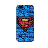 Deadpool Captain America Batman Iron Man Spiderman Superman Joker Darth Vader iPhone 5 5S Hard Case - Titan Design & Technology - 3